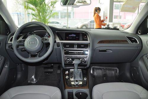 2013款奥迪A4L 35TFSI自动豪华型到店实拍