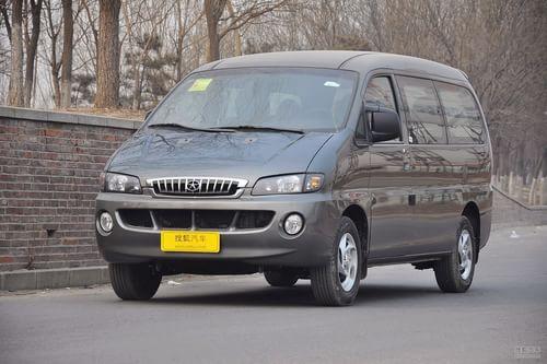 2011款江淮瑞风穿梭系列2.0L手动标准版