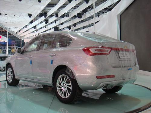 长城哈弗IF 2011上海车展探营实拍