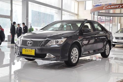 2013款丰田凯美瑞2.0G舒适版