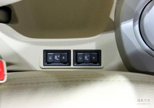 腾翼C30座椅加热开关按钮
