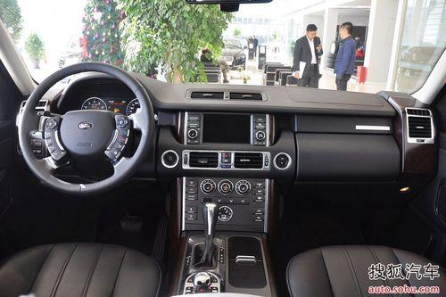 2012款路虎揽胜5.0L V8 NA