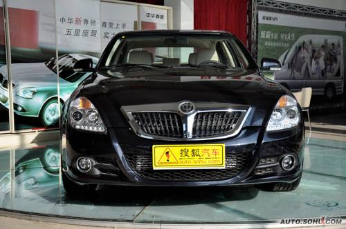 2010款中华尊驰1.8T 手动豪华型