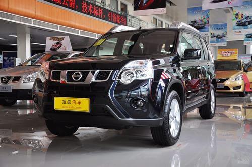 2012款东风日产奇骏2.5L XL四驱豪华版