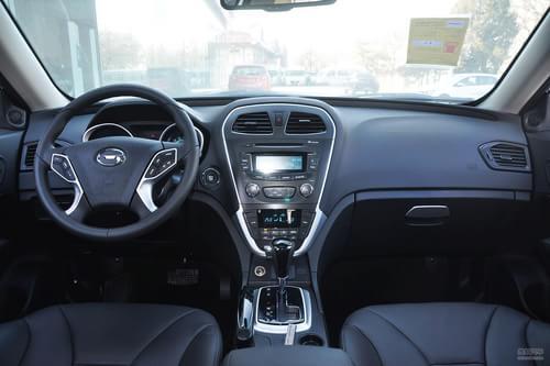 2013款广汽传祺GS5 1.8T两驱豪华版