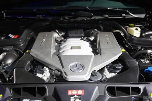奔驰 C63 AMG 实拍 其它 图片