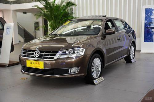 2013款大众朗行1.6L自动舒适型
