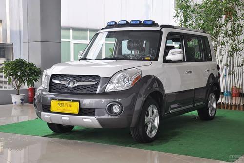 2010款 长城哈弗M2 1.5L两驱豪华型