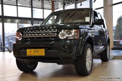 车型四:路虎发现4 推荐:2011款 4.0 v6 hse(售价:85.8万元)高清图片
