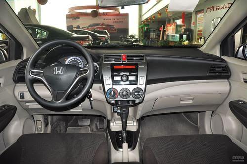 2012款本田锋范1.8L自动舒适版