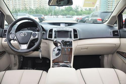 2013款丰田Venza威飒2.7L自动型