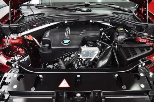 2013款宝马X3 xDrive20i豪华型