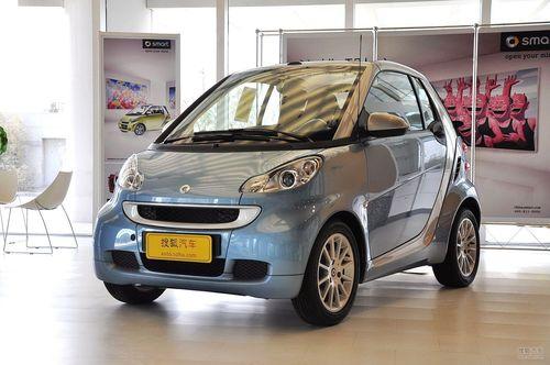 2011款smart fortwo 1.0MHD敞篷激情版