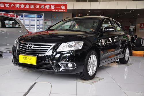 2012款丰田凯美瑞200G经典版