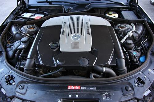 奔驰 S65 AMG 实拍 底盘/动力 图片