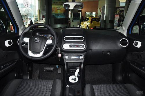 2013款MG3 1.5L自动精英版到店实拍