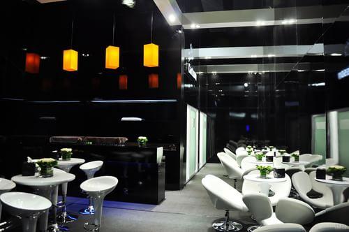 2011广州车展奔驰改装品牌卡尔森展台提前曝光