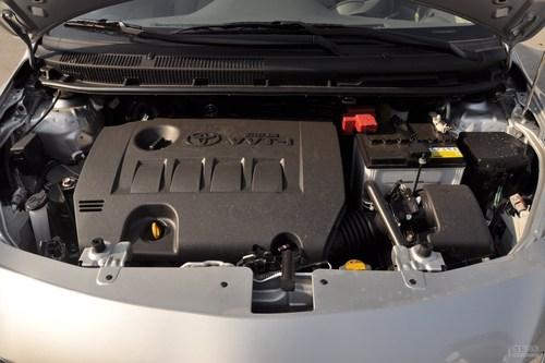 2011款丰田新威驰1.6L GL-i自动型