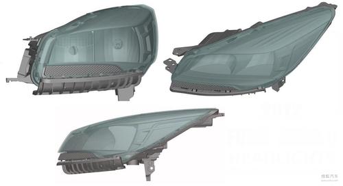 长安福特国产新一代KUGA车型