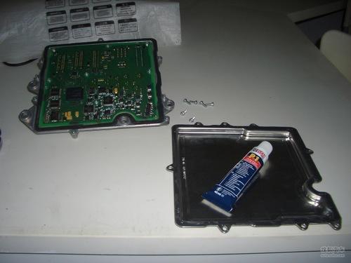 """另类""""恶兽""""出笼 宝马535GT升级德国techtec电脑"""