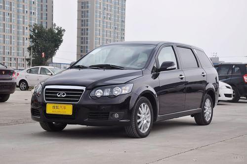 2012款威麟V5 2.0L自动豪华型