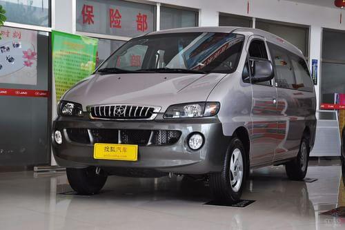2012款江淮瑞风穿梭系列2.0L长轴舒适型