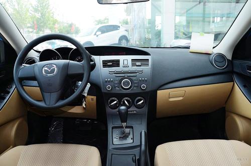 2011款马自达3星骋1.6L自动舒适型