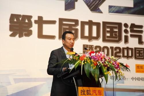 中国汽车流通协会常务副会长兼秘书长沈进军
