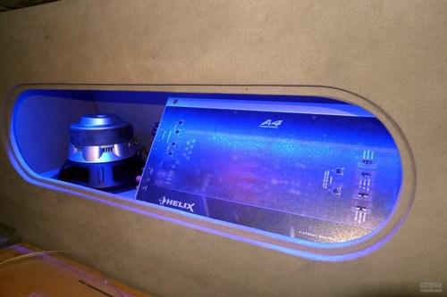 宝马 3系 实拍 改装 图片