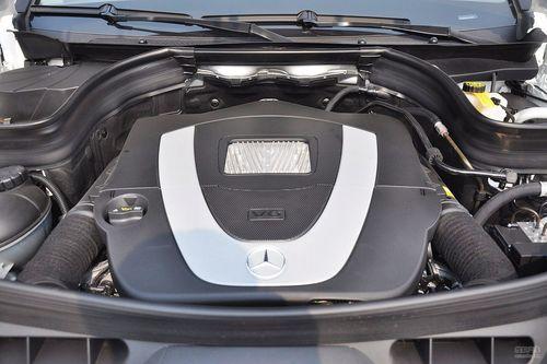 2013款北京奔驰GLK300 4MATIC时尚型 改款