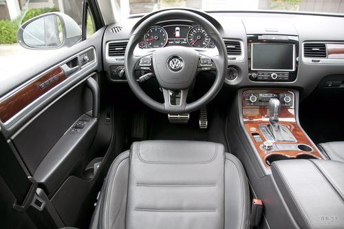 2012款大众途锐 hybrid