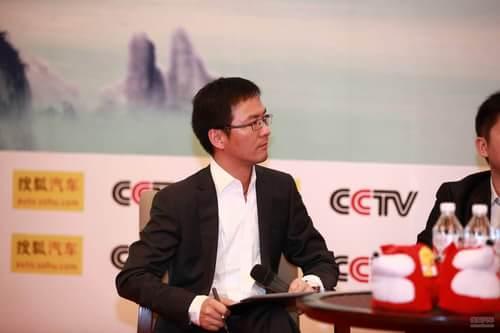 搜狐汽车事业部营销策略中心总监 曾国松