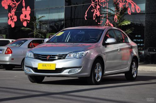 2011款荣威350 1.5L手动新禧超值版