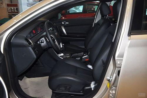2012款荣威550 1.8T自动超值限量足金版