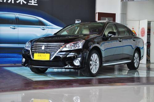 2012款丰田皇冠2.5 V6 Royal真皮版
