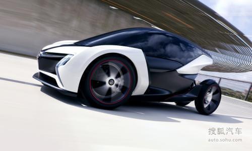 欧宝电动概念车将亮相法兰克福车展