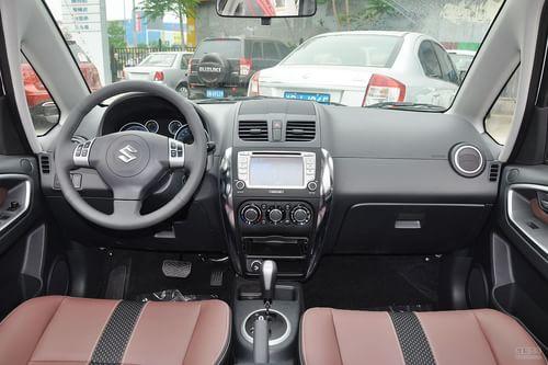 2013款铃木天语SX4锐骑1.6L自动运动型