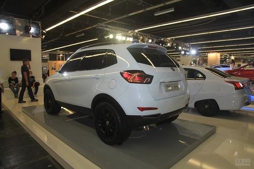 长安 SUV概念车 实拍 其它 图片