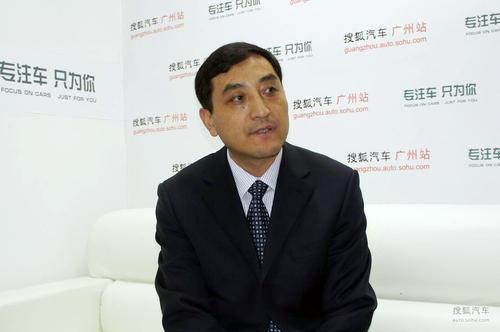 江淮汽车副总经理、乘用车公司总经理戴茂方