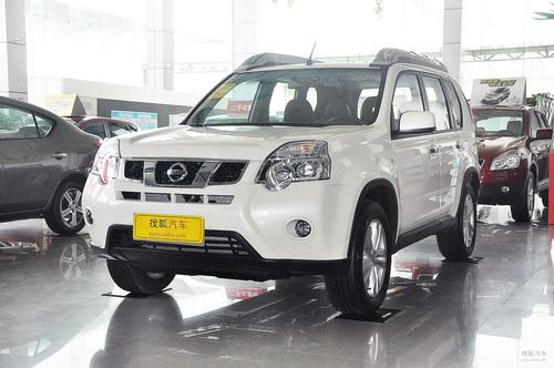 2012款日产奇骏2.5L XL CVT四驱豪华版