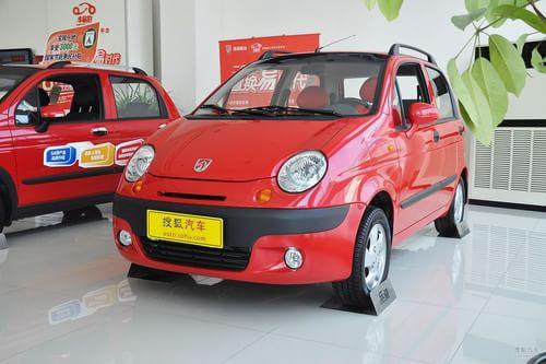 2012款宝骏乐驰1.0L手动舒适型