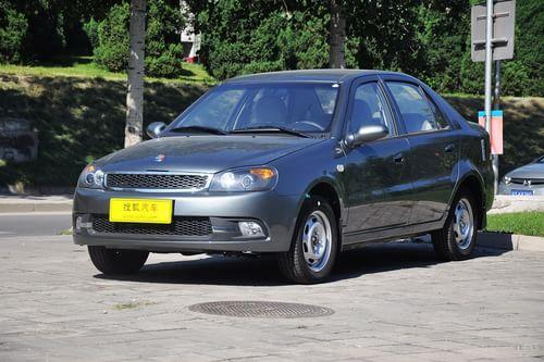 2012款英伦SC3 1.3L基本型