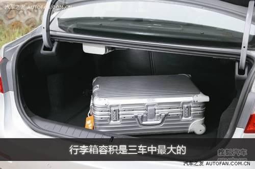 《汽车之友》对比东风标致508/雷诺纬度/东风雪铁龙C5