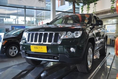 2011款Jeep大切诺基 3.6L豪华版