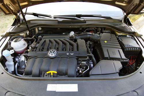 2012款大众CC 3.0L V6深度测试