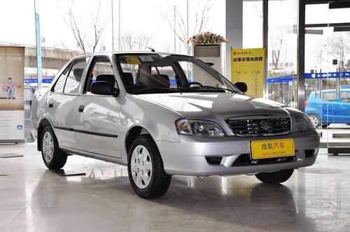 2011款长安铃木羚羊1.3L超值版