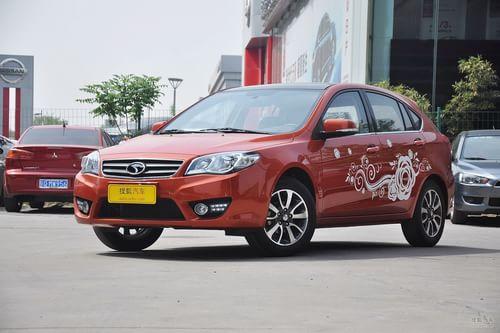 2013款东南V6菱仕1.5L手动精英版