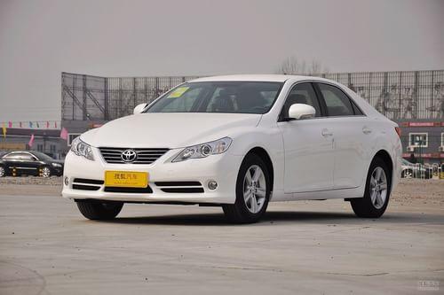 2011款丰田锐志2.5S风度菁华版