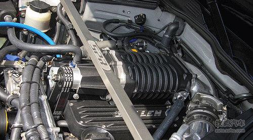 低调的绅士  机械增压改装版英菲尼迪FX35