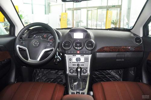 2012款欧宝安德拉2.4L两驱豪华型
